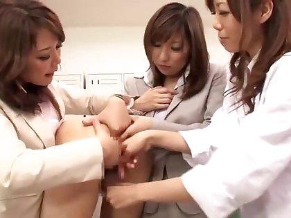 Group sex porn video featuring Hinata Komine, Nachi Sakaki added to Mirei Yokoyama