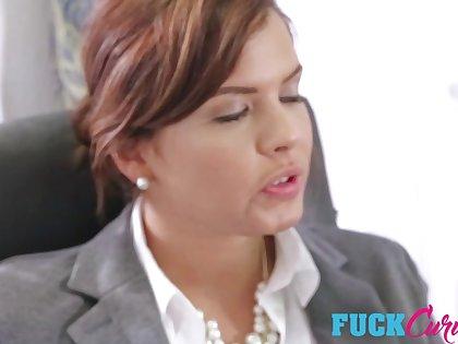 Keisha Venerable increased by Karlee Venerable in Submissive Secretary