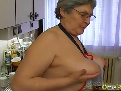 OmaPasS Archive Amateur Granny Flick Compilation