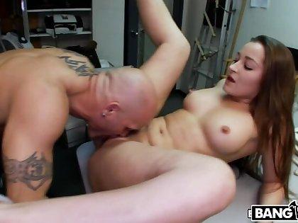 Beautiful Dani Daniels Loves The Dick!